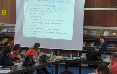 """Održan seminar na temu """"INTERNE PROVJERE I PROCJENA RIZIKA U LABORATORIJU PREMA STANDARDU BAS EN ISO/IEC 17025:2018"""""""