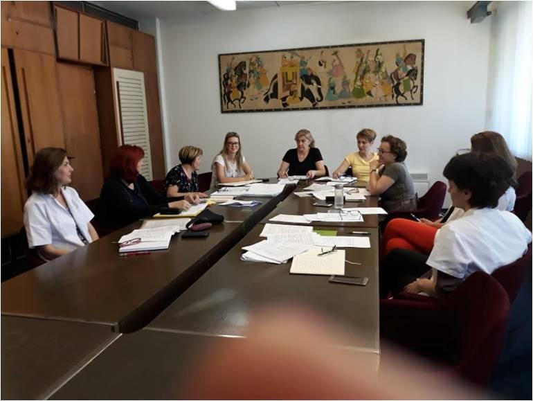 19.06.2019: Sastanak Savjeta za kvalitet